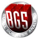 bg5 logo red round